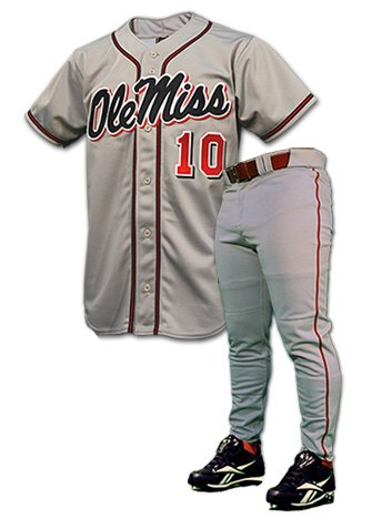 Ole Miss Uniform Set