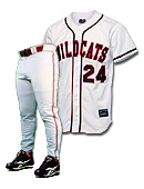 Baseball Uniforms Set