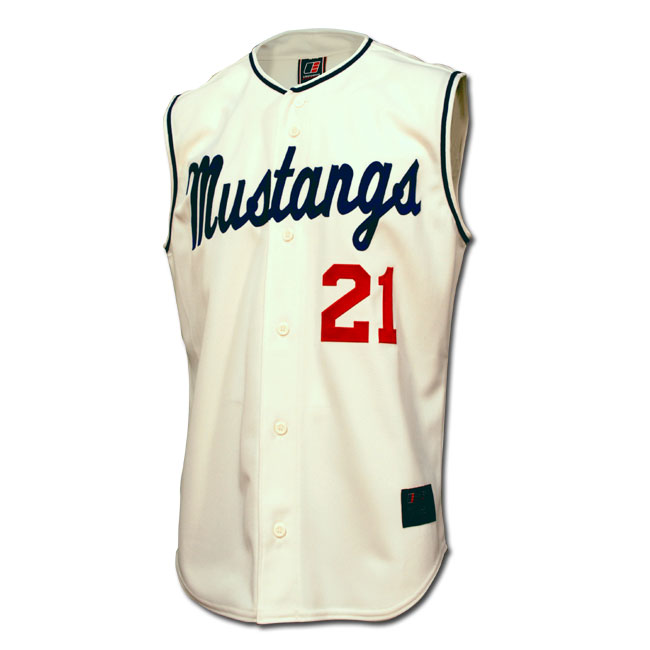 1426f7d154 01104-1 Pro-weight polyester baseball jerseys with full button-up front