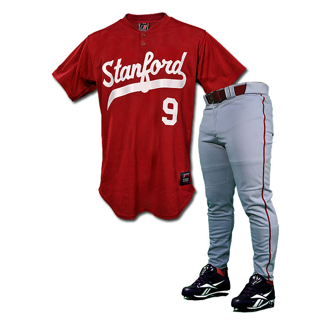 Discount Baseball Uniform 9